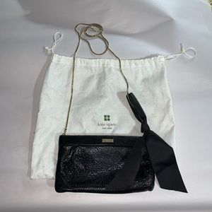 KATE SPADE mini snap-frame crossbody BAG